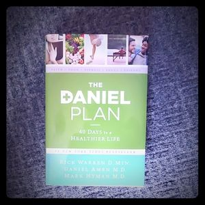 The Daniel Plan 40 days to a healthier life